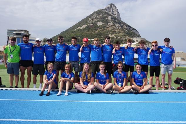 Athletics Team Gibraltar
