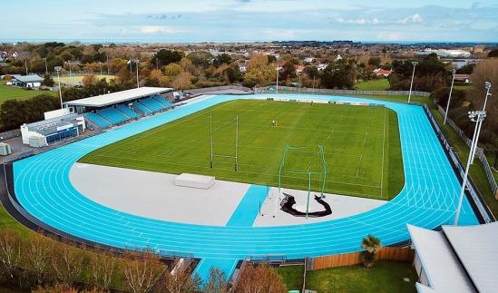 Guernsey Track